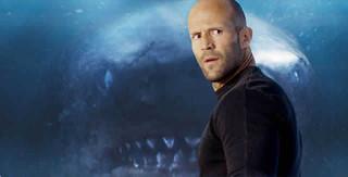 ジェイソン・ステイサムが演じるのは 深海レスキューダイバー!「MEG ザ・モンスター」