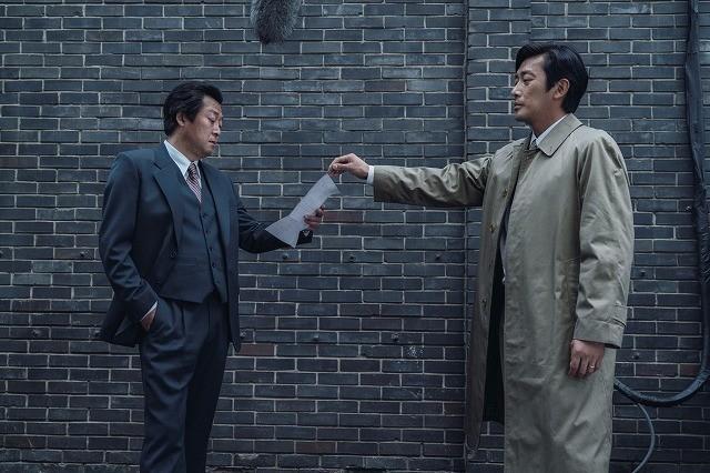韓国民主化闘争の実話を描いた社会派作品