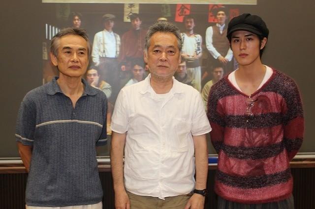 瀬々敬久監督、作品の源は事象への「嫌な感じ」 寛一郎は芝居初挑戦の苦闘明かす