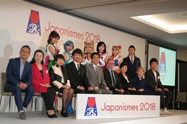 香取慎吾、パリでの初個展に意気込み 「ジャポニスム2018」広報大使に