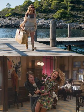 「マンマ・ミーア!」続編、ABBAの名曲「恋のウォータールー」特別映像公開!