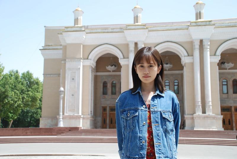 前田敦子、黒沢清最新作「旅のおわり、世界のはじまり」で主演 ウズベキスタンで撮影