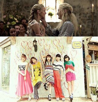 Little Glee Monster「マンマ・ミーア!」ジャパン・アンバサダーに就任