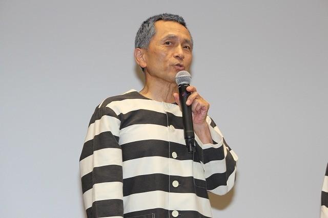 """福士誠治、""""舌好調""""の柳沢慎吾に「人の記事をとらないで!」"""