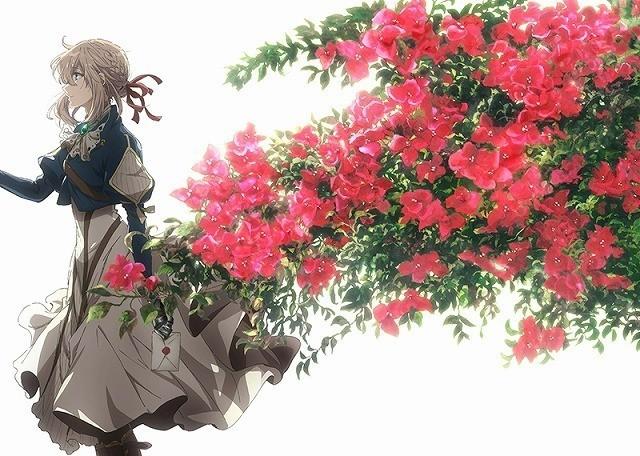 「ヴァイオレット・エヴァーガーデン」新作劇場版が20年1月公開 新ビジュアル披露