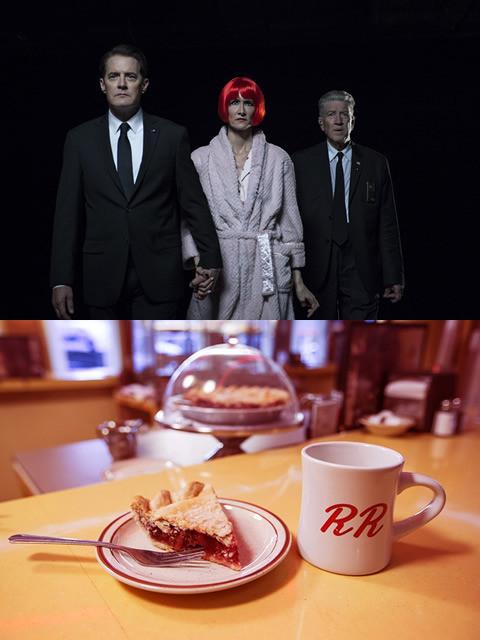 コーヒーとチェリーパイは 作品世界と切り離せない!