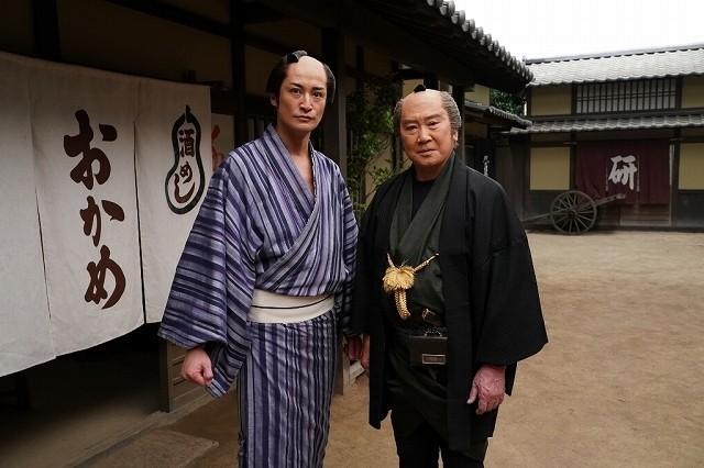TOKIO松岡昌宏版「遠山金四郎」が帰ってくる!ドラマ特別企画で里見浩太朗と共演