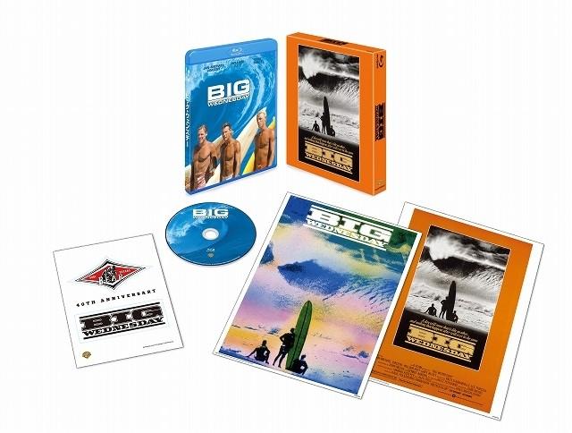 サーフィン映画の決定版「ビッグ・ウェンズデー」&J・チェン主演「酔拳2」が初ブルーレイ化!