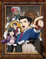 「逆転裁判」シーズン2が10月6日放送開始 原作ディレクターの巧舟氏が監修