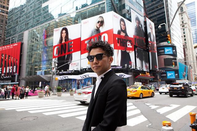 ハリウッドスターを目指して ニューヨークで活動中!