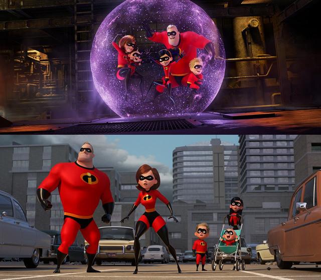 戦隊ヒーローは「5色」がお約束だが この家族戦隊は全員が「レッド」!