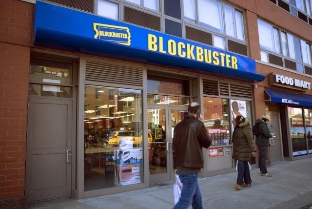 アメリカのレンタルビデオチェーン、ブロックバスターが全米で残り1店舗に