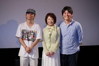 吉行和子、村上虹郎と外山文治監督「此の岸のこと」