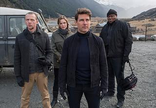 【全米映画ランキング】「ミッション:インポッシブル フォールアウト」がシリーズ新記録でV
