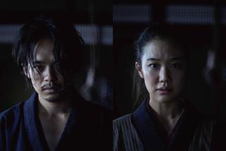 池松壮亮が全身全霊の殺陣を披露 蒼井優共演の時代劇「斬、」特報映像完成