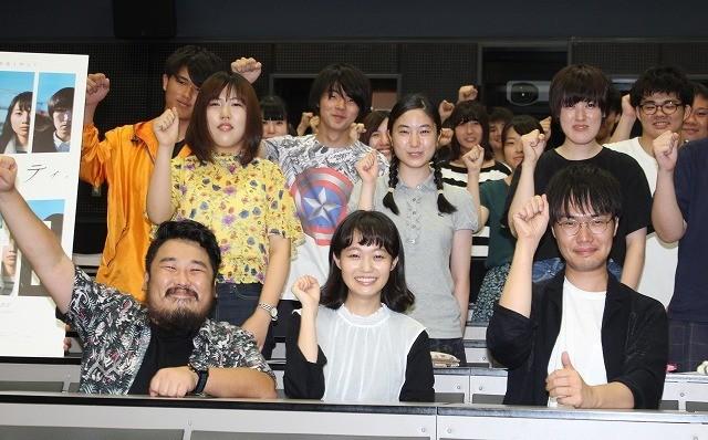 「高崎グラフィティ。」佐藤玲、日本大学藝術学部の後輩たちにエール