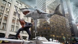 「シャークネード」シリーズ初の劇場公開決定!4DXの最新作が11月2日封切り
