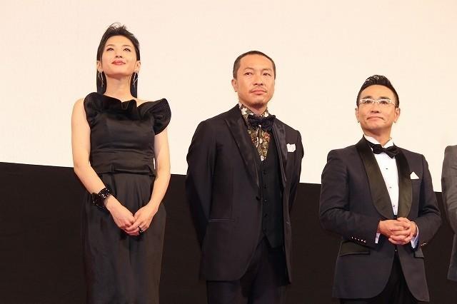 木村拓哉&二宮和也、観客4000人を前にサプライズ登場「感謝の気持ち伝えたい」