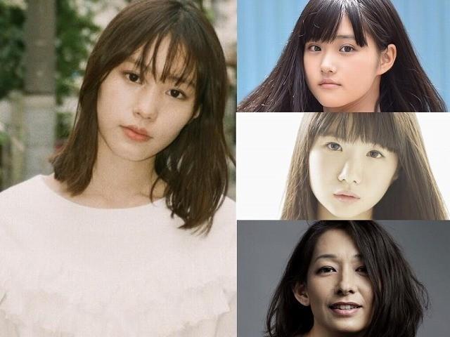原菜乃華、小野花梨、片岡礼子と共演!
