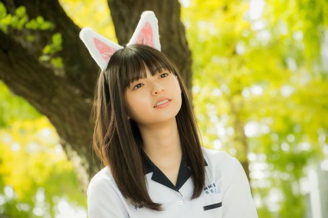 猫耳をつけた齋藤飛鳥を松本穂香が愛でる!「あの頃、君を追いかけた」キュートな場面写真公開