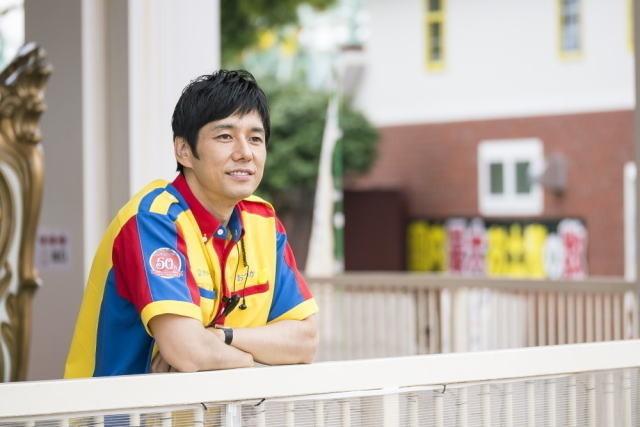 """西島秀俊の""""笑顔""""に思わず胸キュン!「オズランド」新画像公開 - 画像1"""