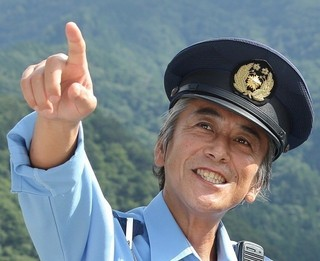 寺島進主演の人気シリーズ「駐在刑事」が連続ドラマ化! 10月から放送開始
