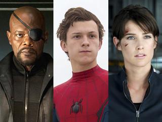 サミュエル・L・ジャクソンと コビー・スマルダースの出演が決定「スパイダーマン ファー・フロム・ホーム」