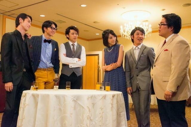 結婚式会場に現れる花嫁は誰?