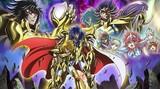 「聖闘士星矢」シリーズ外伝「セインティア翔」PS4の専門チャンネルで12月配信!