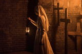 「死霊館のシスター」プロモ動画がコワすぎてYouTubeから削除