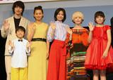 尾野真千子「ちいさな英雄」でプレスコに初挑戦「声優さんは超すげえ」