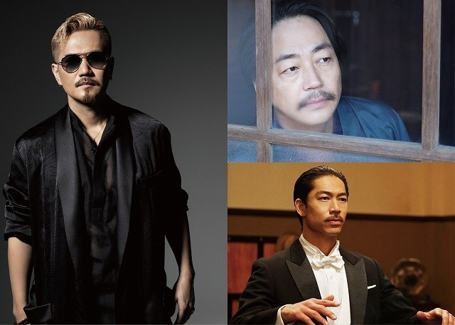 AKIRA&大森南朋が初共演!