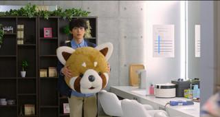 吉沢亮がレッサーパンダの着ぐるみ姿に!?「あのコの、トリコ。」癒しの場面写真公開