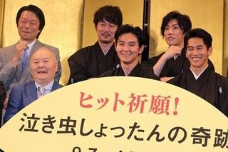脱サラ棋士・瀬川晶司五段の自伝的小説を映画化「泣き虫しょったんの奇跡」