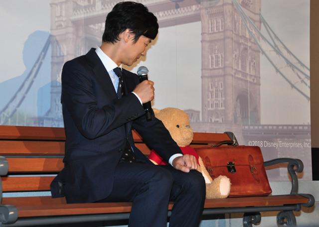 洋画吹替え初挑戦の堺雅人、3歳のわが子との粘土遊びは… - 画像2