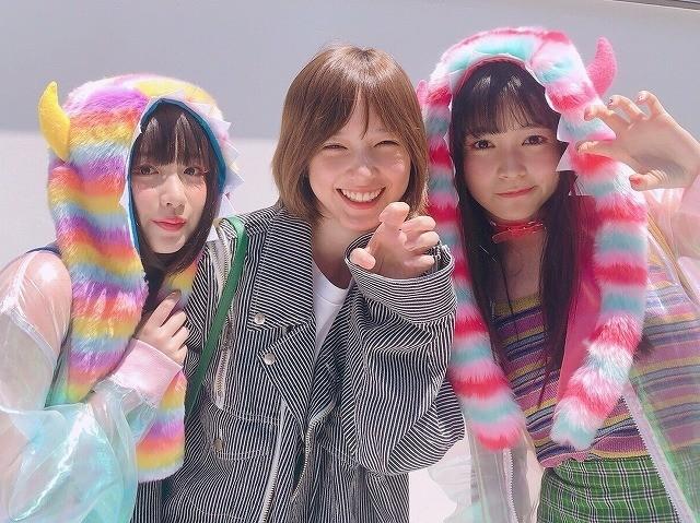 本田翼が「ヌヌ子の聖★戦」で衣装スタイリングに初挑戦!