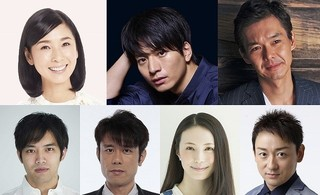 人気ドラマ最新作「パンドラIV AI戦争」に向井理、渡部篤郎、黒木瞳ら豪華キャスト陣!