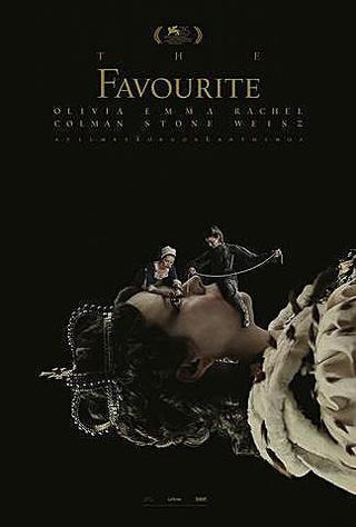 ヨルゴス・ランティモス監督最新作「ザ・フェイバリット」海外版ポスター