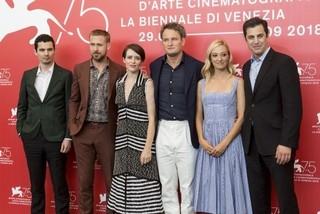 ベネチア映画祭開幕! オープニングに登場のライアン・ゴズリングに大歓声