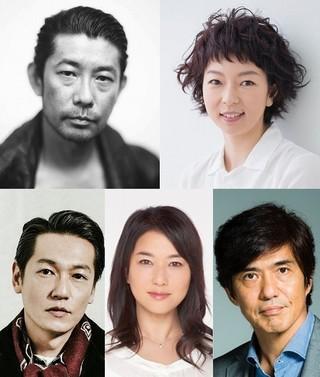 永瀬正敏&菜葉菜、新鋭・甲斐さやか監督作「赤い雪」でダブル主演!