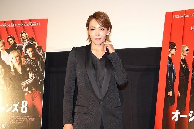 元宝塚トップスター・柚希礼音、舞台版「オーシャンズ8」で演じたいのは…