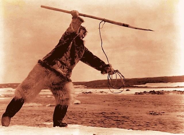 記録映画の原点! R・フラハティ「極北のナヌーク」リマスター版が上映決定