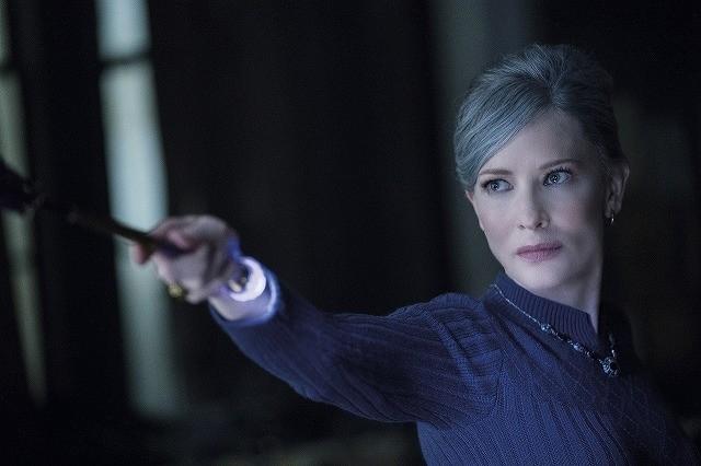 """""""魔女""""ケイト・ブランシェットの声を務めた大物女優は誰? 「ルイスと不思議の時計」本予告公開 - 画像3"""