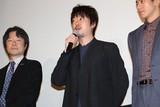 松田龍平、演技初挑戦・窪塚愛流の不安を自己流舞台挨拶で拭い去る!?