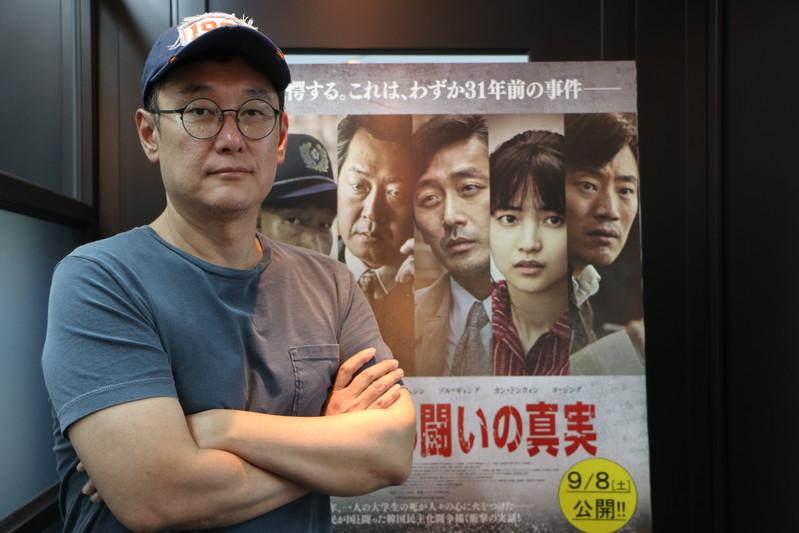 韓国の民主化闘争描く「1987、ある闘いの真実」チャン・ジュナン監督に聞く