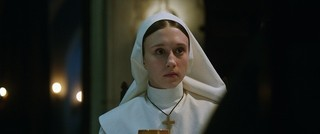 """祈りを""""吹き飛ばす""""強大な呪い…「死霊館のシスター」心臓バクバクの本編映像入手"""