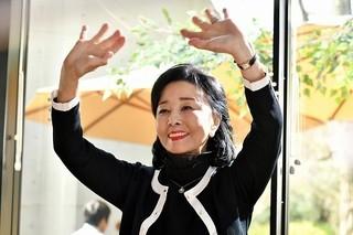 星由里子さん遺作は「初恋」 倍賞千恵子、藤竜也らと初共演