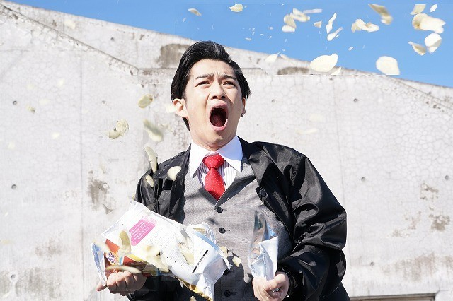 千葉雄大、激変!? 「音量を上げろタコ!」の全力演技収めた場面写真公開