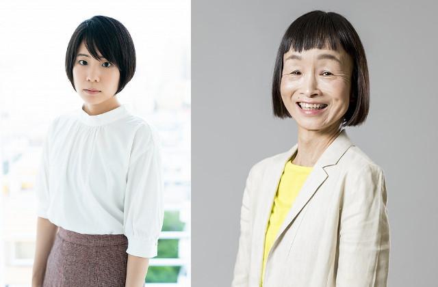 さらなる活躍を誓った真魚(左)&竹原芳子