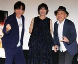 井浦新、恩師・若松孝二監督役を全う「バカたれと笑いながら怒られたい」